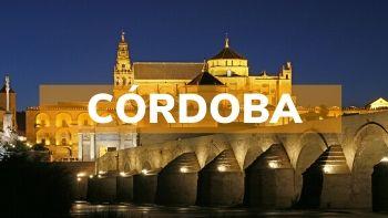 Alquiler de coches en Córdoba