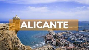Coches de alquiler en Alicante