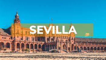 Coches de alquiler en Sevilla