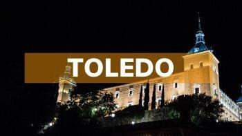 Coches de alquiler en Toledo