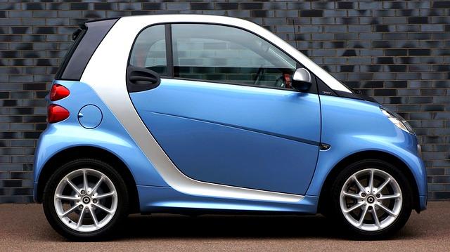 Alquiler de coches pequeños