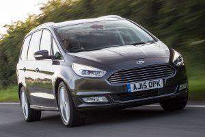 Ford Galaxy: Alquiler de coches de 7 Plazas