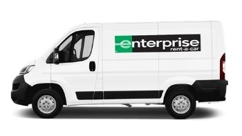 Alquiler de furgonetas Enterprise