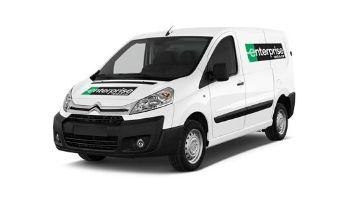 Alquiler de furgonetas con Enterprise