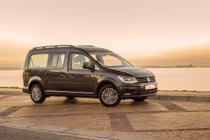 Volkswagen Caddy: alquiler monovolumen 7 plazas