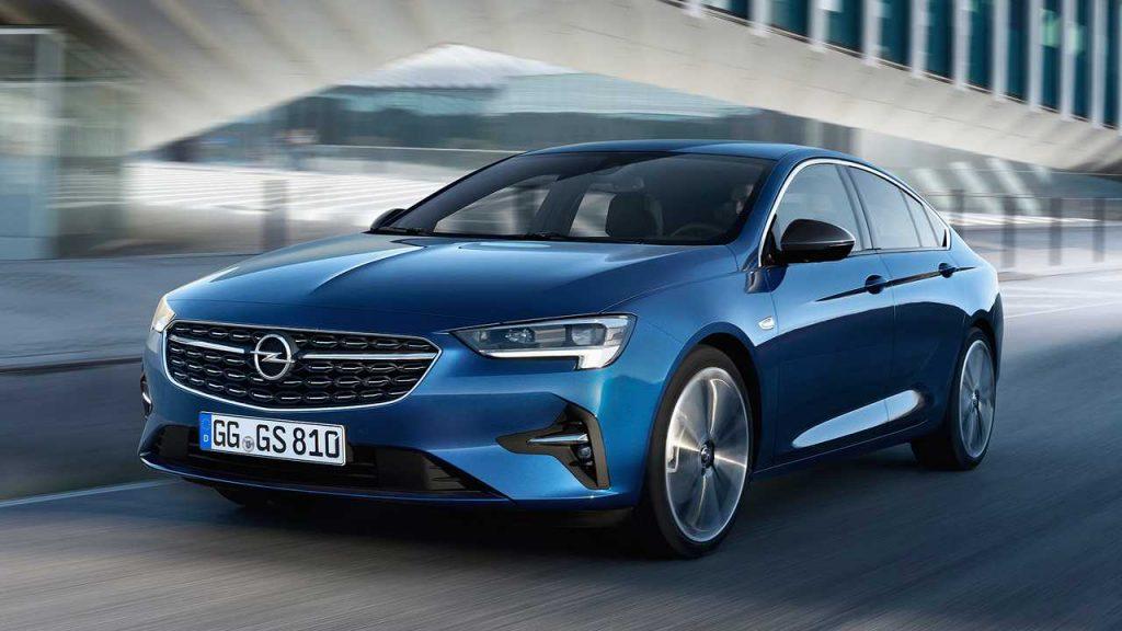 Opel Insignia: Alquiler de coches de Premium