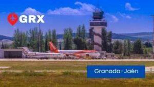 alquiler coche granada aeropuerto españa GRX