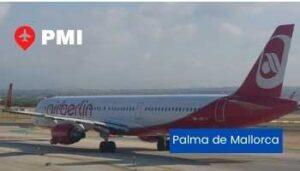 alquiler coche palma de mallorca aeropuerto españa PMI