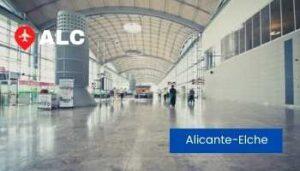 alicante airport spain alc