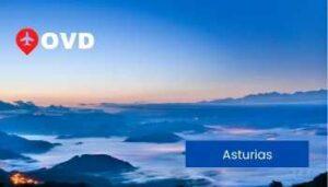 asturias airport spain