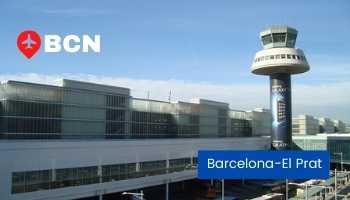 barcelona airport spain bcn