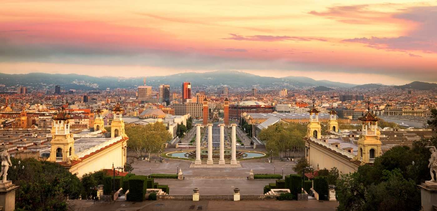 car hire barcelona spain