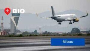 bilbao airport spain bio