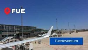 car hire fuerteventura airport spain