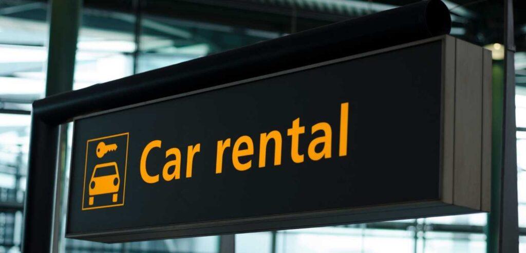 rent a car companies