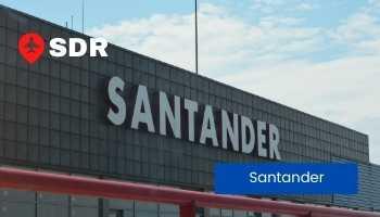 santander airport spain