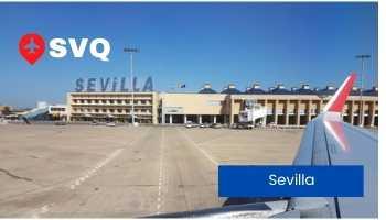 seville airport spain svq