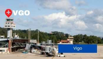 vigo airport spain